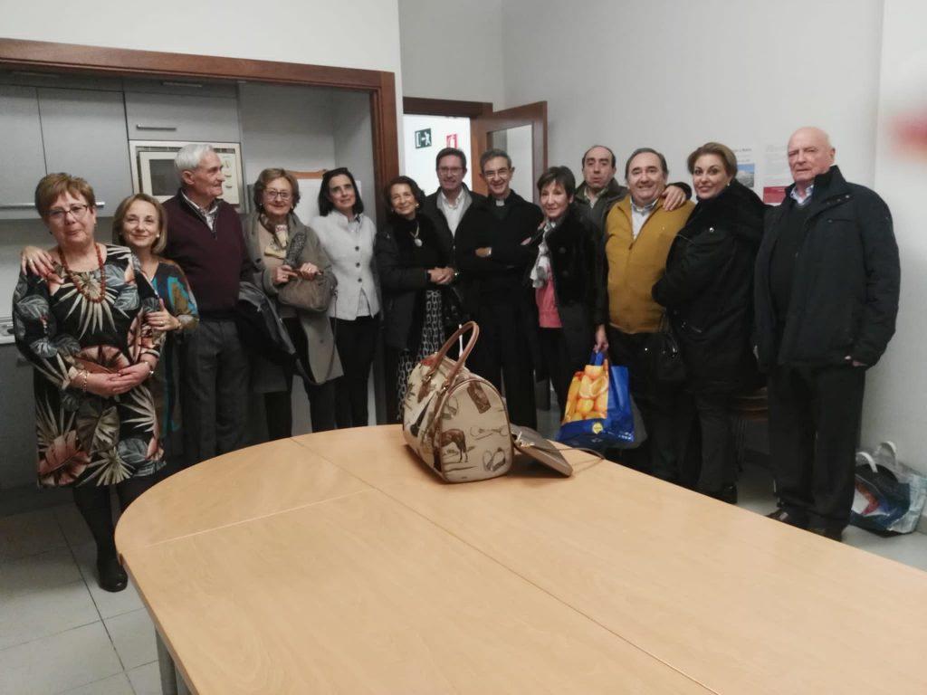 Celebración NAvidad 2019_grupo_Tierra_Santa_2019